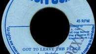 C'est peut-être la repress de l'année ? «Got to leave this Place» de Don Hutson! Produit en 1973 par l'ancien joueur de l'équipe nationale jamaïquaine de football, Alan Skilly Cole, […]