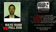 Au mois de mars, Mayd Hubb et Full Dub avaient sorti un album sombre et musclé sur ODG prod. Le principe : chacun remixe les morceaux de l'autre! Au-delà de […]