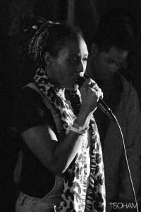 La chanteuse du Cap-Vert, Nish Wadada!