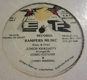 Le disque orignal en format 12 pouces!