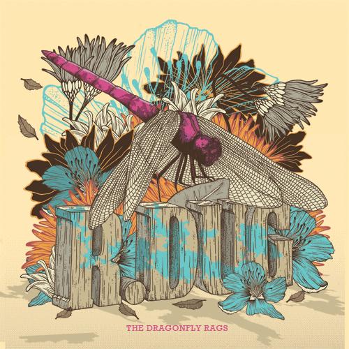 """L'album """"The dragonfly rags"""" sort ce mercredi 24 septembre en vinyle, CD et numérique!"""
