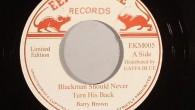 Barry Brown – «Blackman should never turn his back» / version (Eek-A-Mouse Records.) 7″ Nul besoin de vous présenter l'artiste Barry Brown, ce chanteur au style sufferer qui enregistra une […]