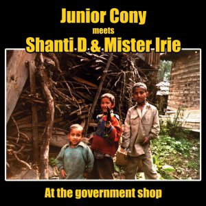 L'album At the government shop sur lequel Natty B a découvert le chanteur Shanti D!