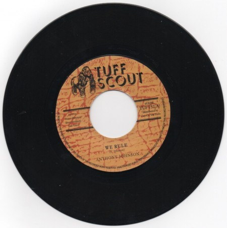 7 Anthony Johnson - We Rule (Tuff Scout)