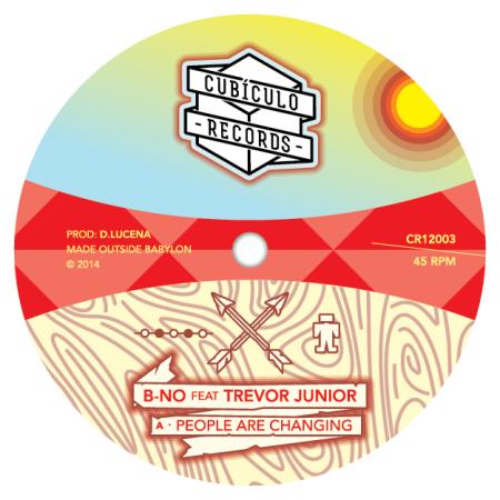 Le macaron de cette nouvelle release de Cubiculo Records.