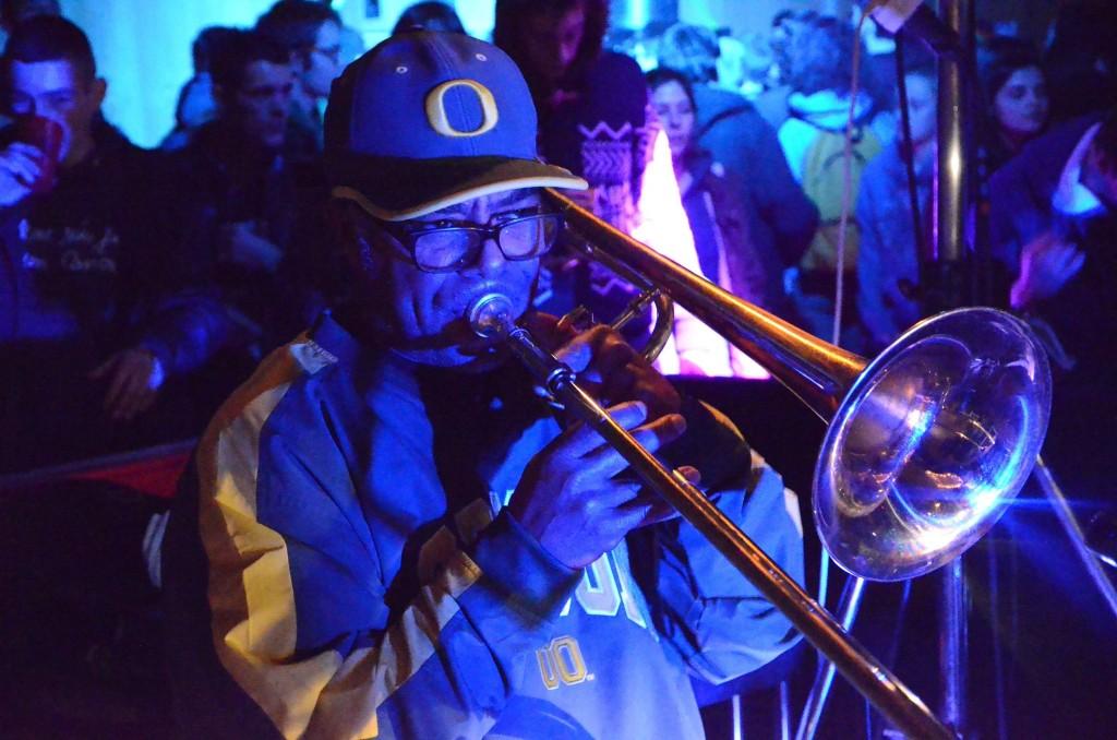 Au trombone, Matic Horns,
