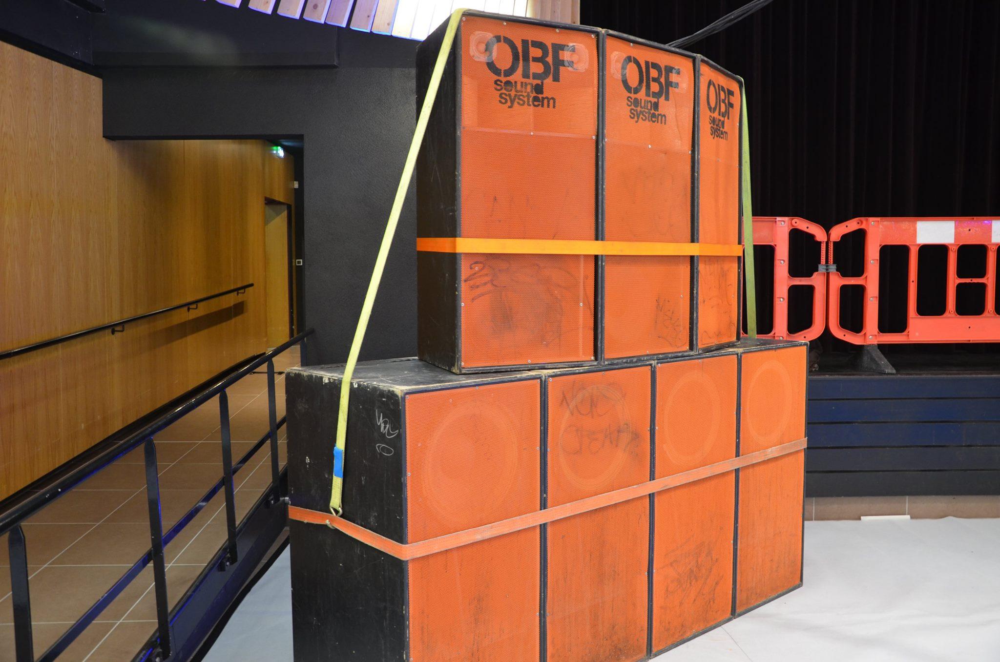 obf sound system