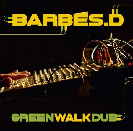 """L'album """"Green Walk Dub"""" est sorti le 13 mars en CD, vinyle et numérique."""