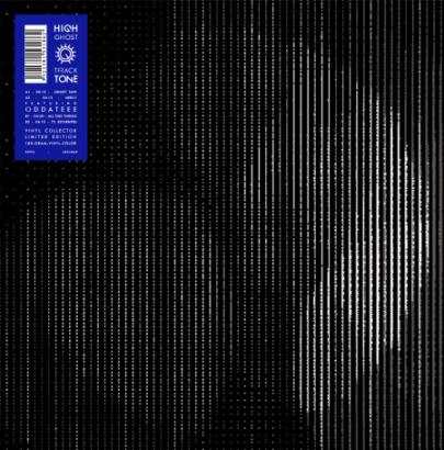"""L'EP """"Ghost track"""" sort pour le Disquaire Day chez JFX. Il est édité à seulement 300 exemplaires!"""