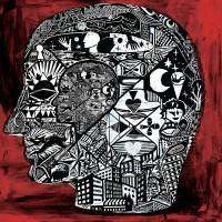 La pochette du dernier album de Stand High, réalisée par Kazy Usclef.