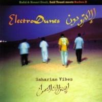 L'album Saharian Vibes est le premier composé par Barbés.D.