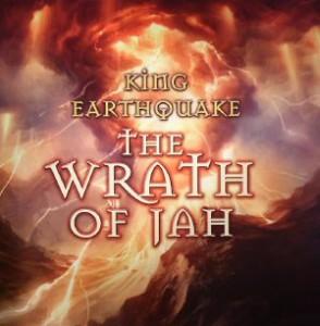 Non ce n'est pas la couverture de l'Ancien Testament, mais bien la cover du dernier album King Earthquake! Explicite pour le coup...