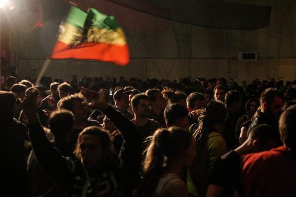 Près de mille personnes s'étaient déplacées à Orcet, dans la salle Anatolia.
