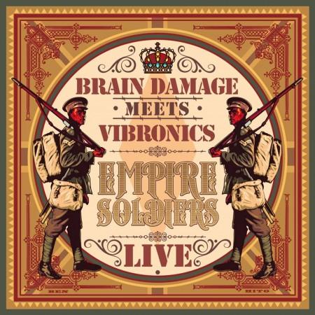 La version live d'Empire Soldiers sort en CD, double vinyle et numérique chez JFX!