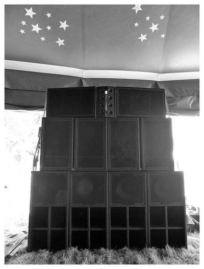 Kurun positive bassline sound system (