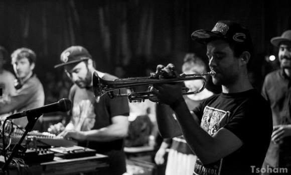 Merry à la trompette, apporte un vrai plus aux sessions de Stand High depuis un an!