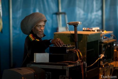 Concentré, le Zulu Warrior est parti pour une session mémorable...