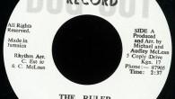 Actif depuis 2010, ce label basé entre Berlin et Londres, réédite ce titre killer d'Archie McLean, sorti initialement en Jamaïque en 1983!