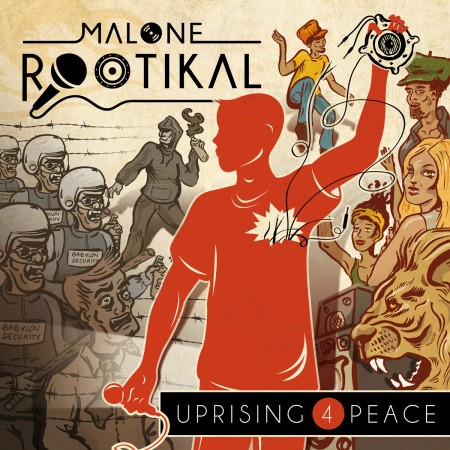 L'album Uprising 4 peace.