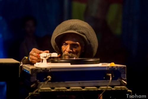 Jah Shaka au Dub Camp, le 12 juillet dernier.