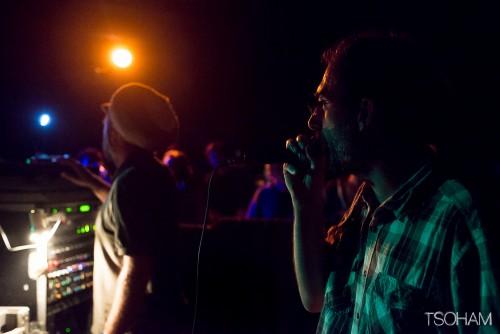 L'infatigable duo de Blackboard Jungle au contrôle avec Nico à la sélection et MC Oliva à l'animation !