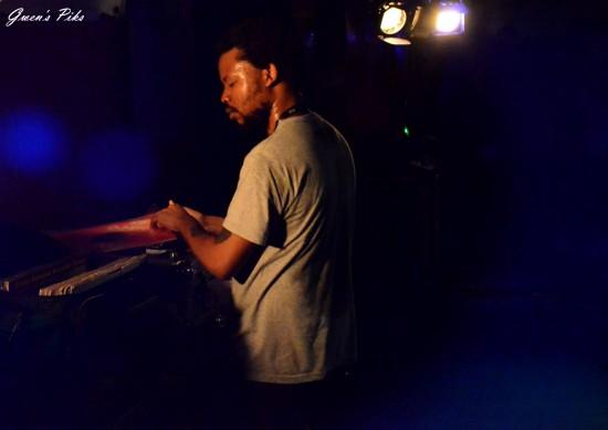 Doc Inity de Kebra Ethiopia Sound, concentré sur sa belle sélection très roots.