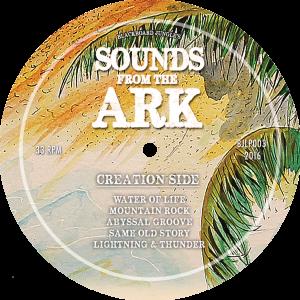 Le LP vinyle comporte dix titres.
