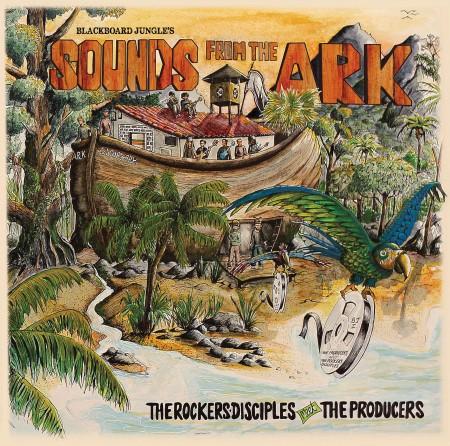 L'album est sorti en CD et LP vinyle lundi 25 avril.