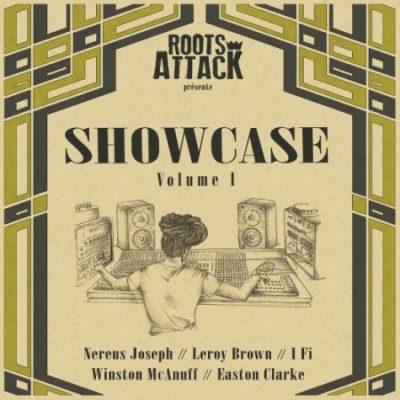 L'album Showcase vol.1 est autoproduit est sorti en vinyle et en digital le 29 avril.
