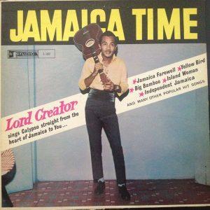 L'album Jamaica Time de Lord Creator, sorti sur Studio One, marque l'apogée du calypso.