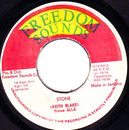 Le macaron du disque original, sorti en 1976!