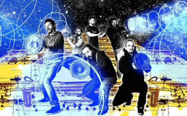 Les six Dub Invaders sont de retour!