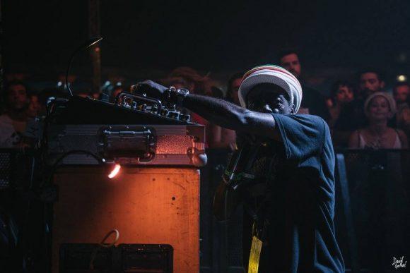 Aba Shanti I, en live au Dub Club, samedi