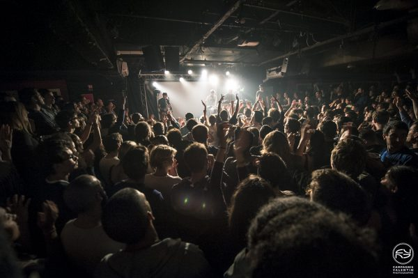 La salle du New-Morning dans le 10e arrondissement de Paris affichait sold out samedi dernier. Photo :
