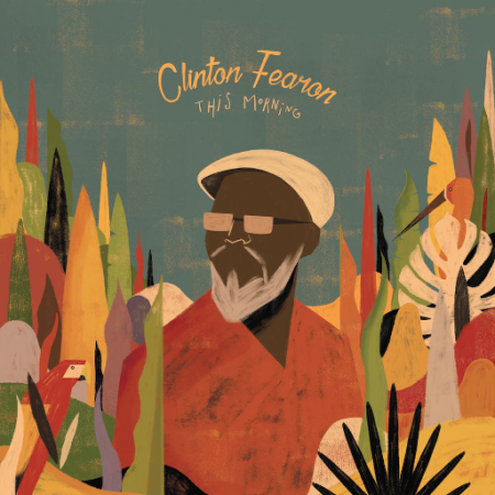 La pochette du dernier album de Clinton Fearon, This Morning, sorti fin septembre sur Chapter Two.