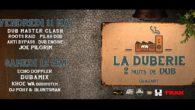Paris Dub Session et ArtBeat Records s'associent pour la première fois pour mettre la musique Dub à l'honneur sous toutes ses facettes – de la culture sound system à la […]