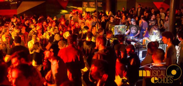 La dernière Dub Station , samedi 7 avril, proposait un plateau 100% anglais et une toute nouvelle sono jamais venue dans la capitale : Sinai sound system de Sheffield et […]
