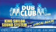 📌 AGENDA. Le sound system d'Amsterdam, armé de 8 scoops et du chanteur Lyrical Benjie au micro, débarque à Angers pour le Dub Club, vendredi 1er février. Une session à […]