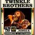Les lives roots qui sonnent encore authentiques se font de plus en plus rares. Celui des Twinkle Brothers à Paris, dimanche 27 octobre est de ceux-là. À presque 70 ans, […]