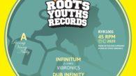 Voilà un anthem de sound system qui débarque enfin en 10″ sur le label londonien Roots Youths Records. Signé Vibronics, cet «Infinitum» est un last tune en puissance, dont vous […]
