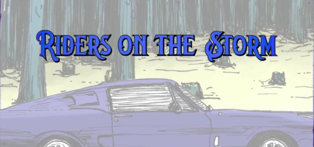 PROMOTION. Attention OVNI ! Samedi dernier, est sorti le 3e extrait d'un album en préparation de Roots Raids (ODG), Cookah et Likkle Ferguson, «Riders on the Storm». Une reprise complètement […]